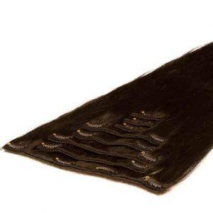 Extension Clip 50cm 70g 1C Castano Moka-0