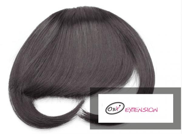 Extension capelli frangia clip on 25g-2967