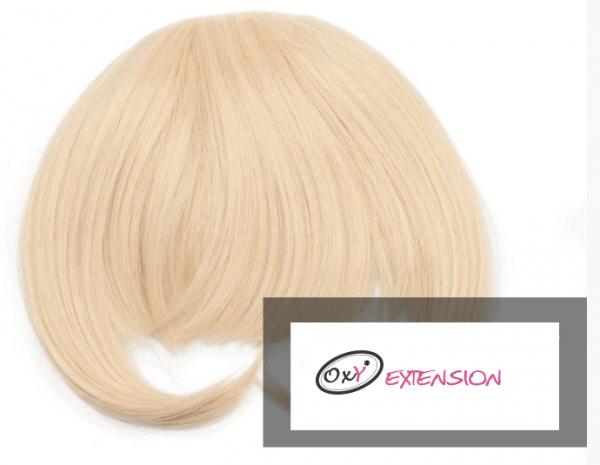 Extension capelli frangia clip on 25g-2968