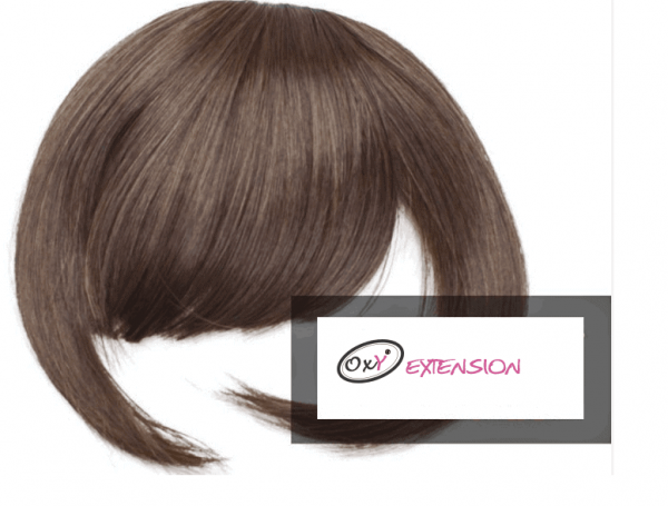 Extension capelli frangia clip on 25g-2969