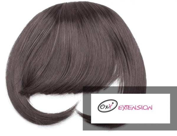 Extension capelli frangia clip on 25g-2970