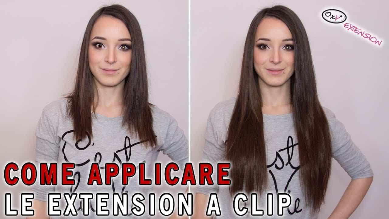 Come Applicare le Extension a Clip