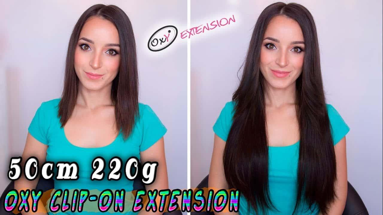 Extension Clip 50cm 220g  Premium
