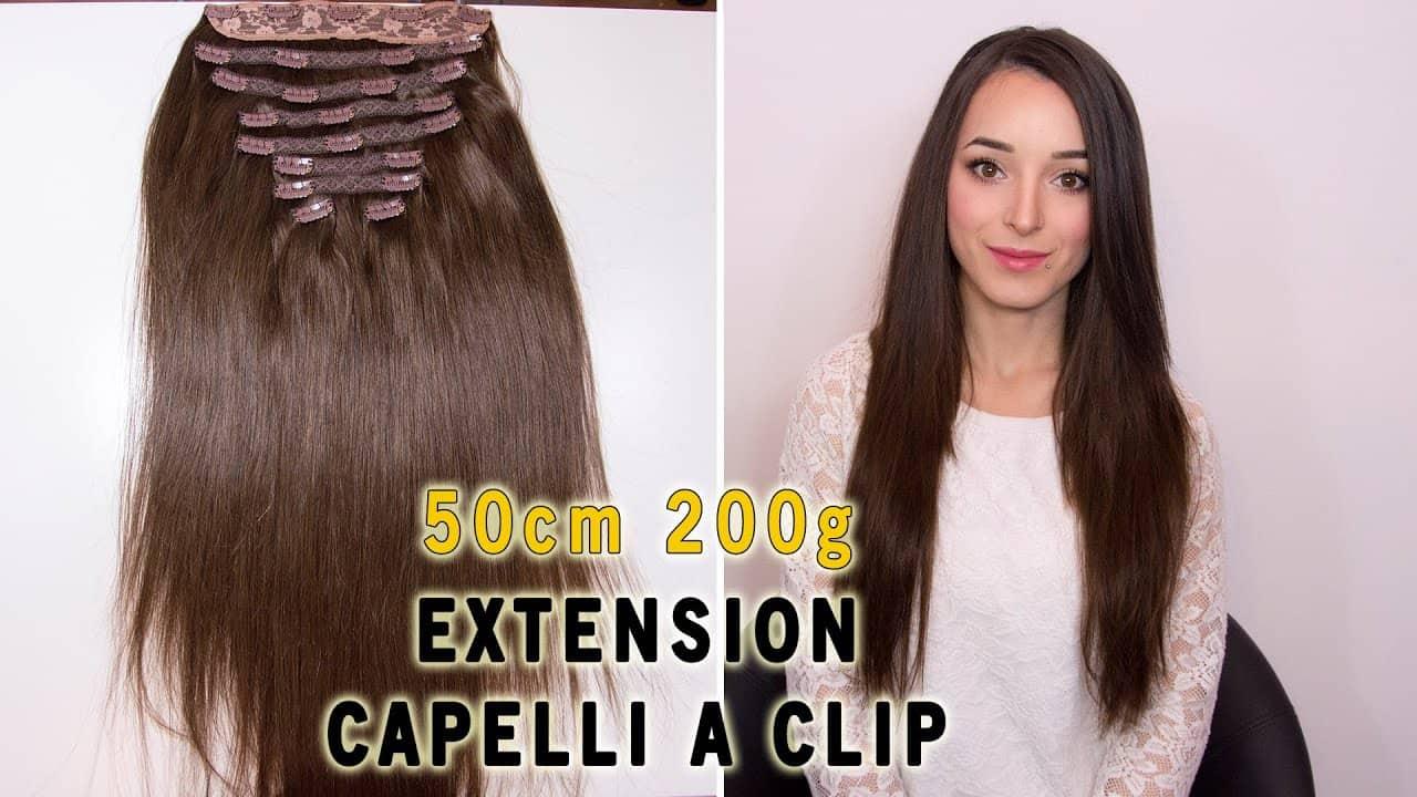 Extension clip 50cm 200g Deluxe